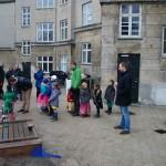 Fastelavnsfest paa Solvej 2. marts 2014
