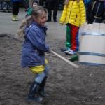 Fastelavn 2014 på Solvej